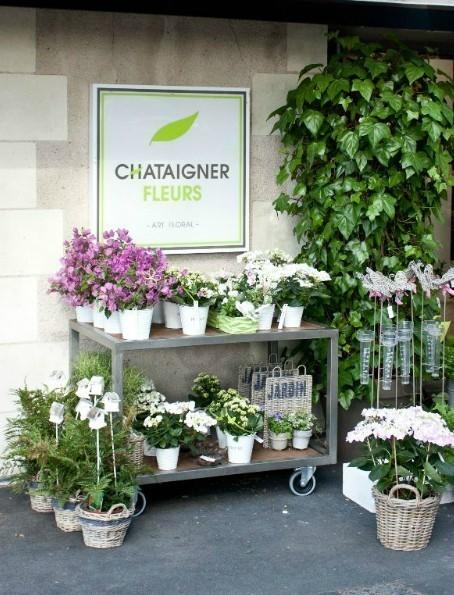 Flores de castaño - floristería de eventos