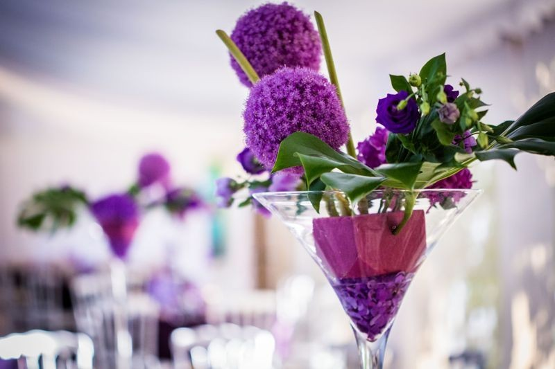 One day event - event floral decoration