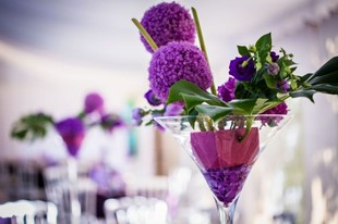 Evento de un día - Decoración floral del evento.