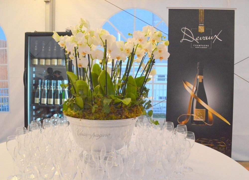 Yveline douguet - decorazione floreale quimper