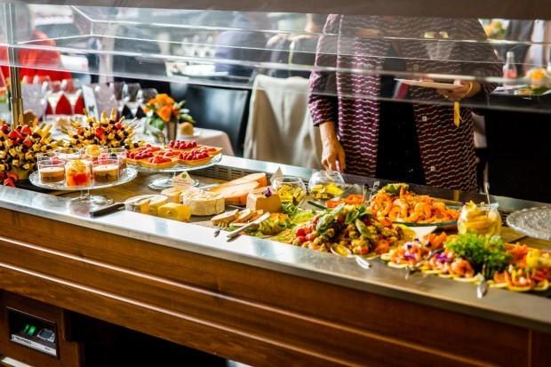 St.once - buffet