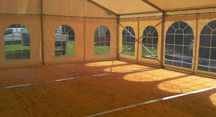 Lherminier rental - tent and marquees
