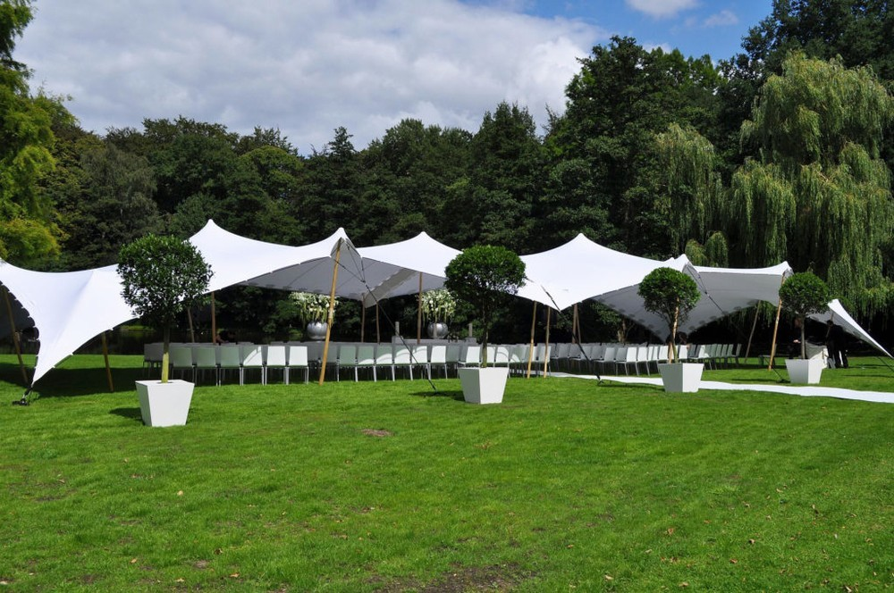 Organic concept toulouse - stretch tents