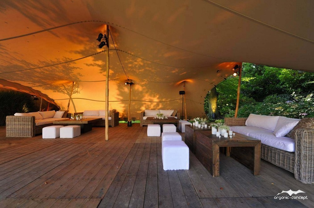 Organic concept toulouse - elegant tents