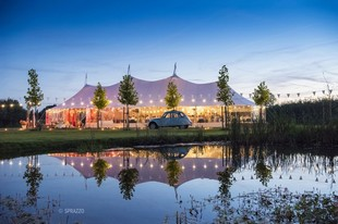 Organic Concept Toulouse - Exclusive tents and marquees