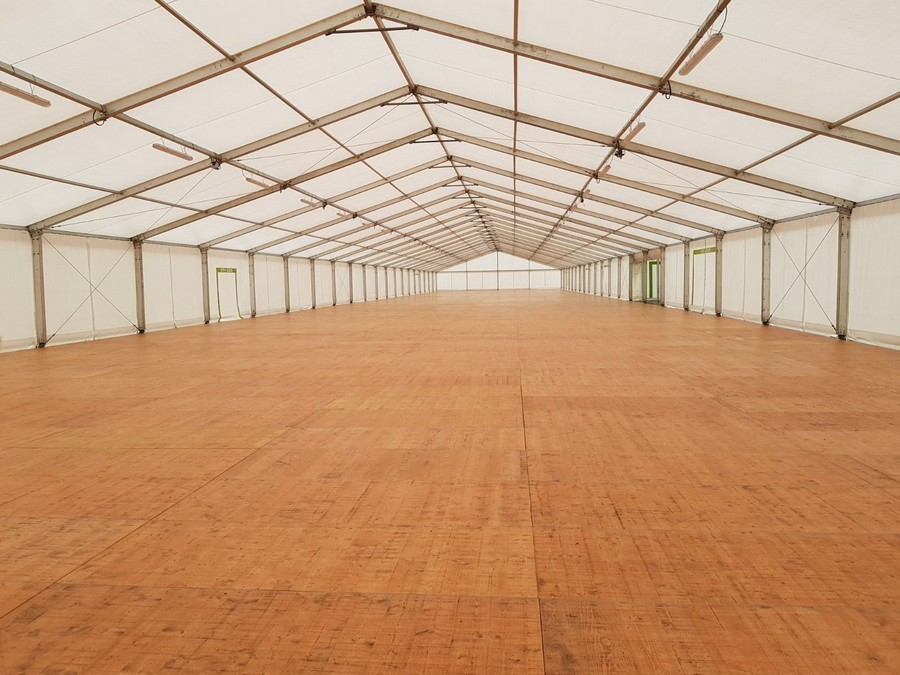 Heavyweight marquees - tent and marquee