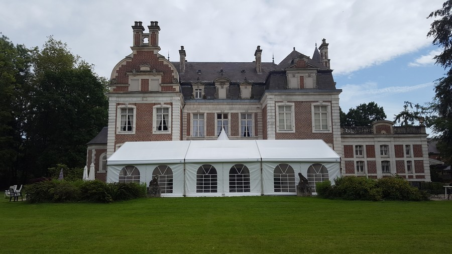 Heavyweight marquees - receptions in the Haut de France