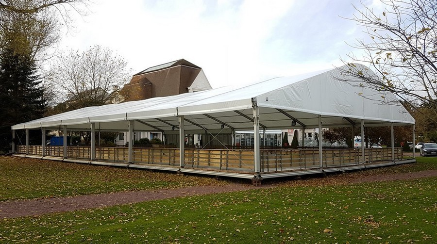 Heavy marquees - tent