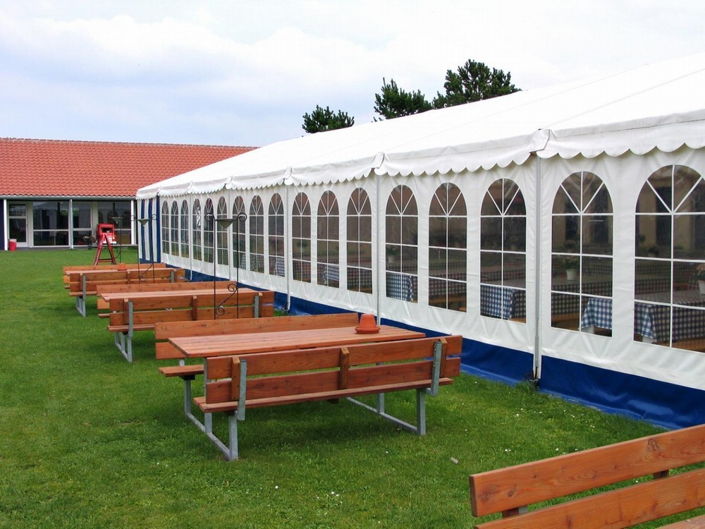 Sud marquee - rental of tents à aigaliers