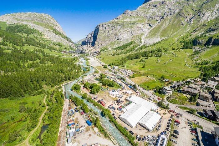 Benier Rental - Vermietung von Zelten und Festzelten in Savoie