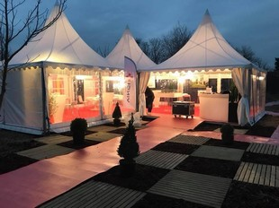 The Marquees of Savoy - Event car Savoie