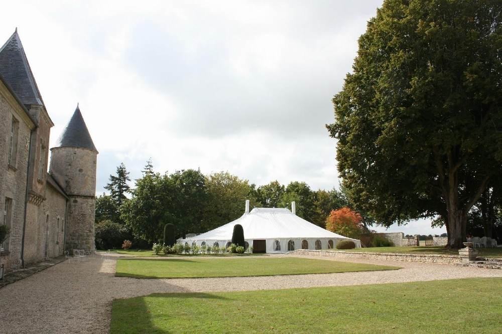 Tent and more - oval marquee