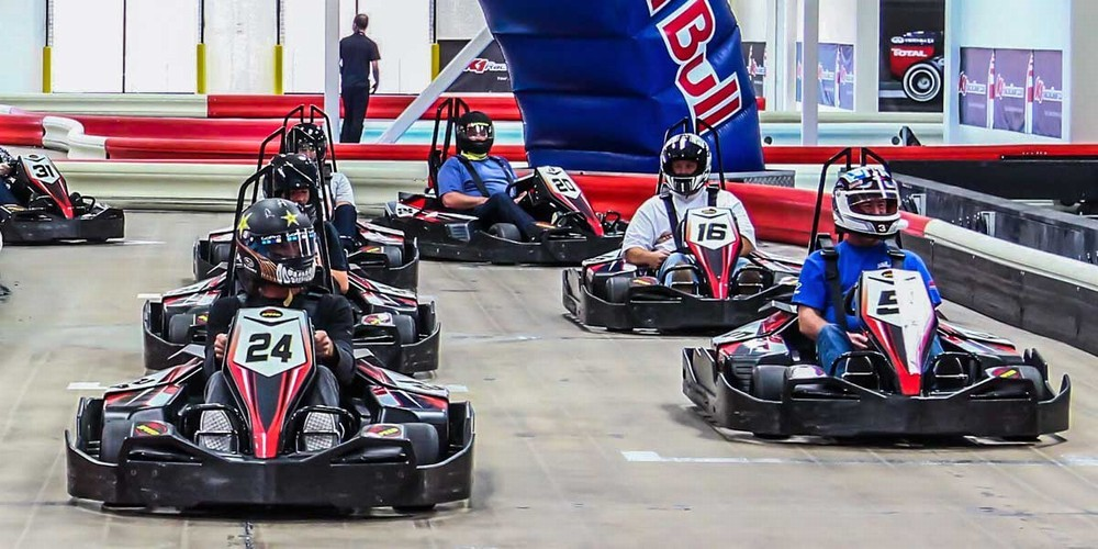 K1 Speed ​​- Event Karting