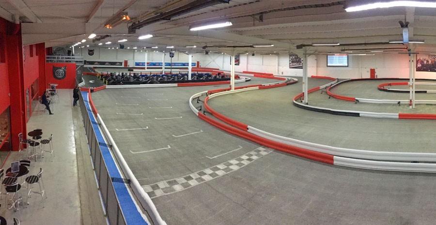 K1 speed - pista de karts