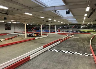 K1 Speed ​​- Team building Karting