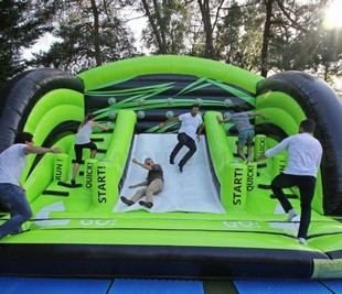 Atouteam - Inflatable structure