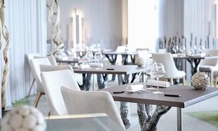 The table of Franck Putelat - Restaurant