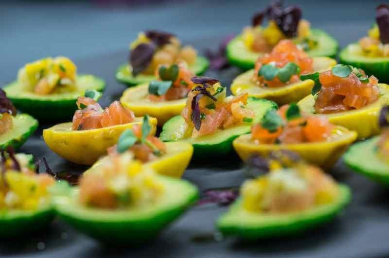 Hille catering - quality production