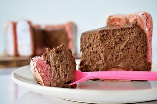 Maison Fossier - chocolate mousse Charlotte