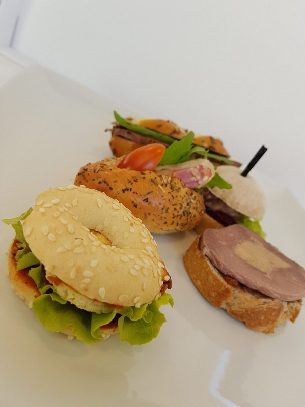 Variety catering - gourmet creations