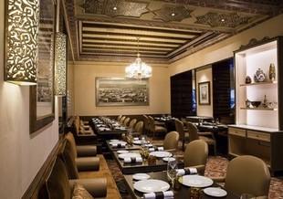 Maison Noura - Restaurantzimmer