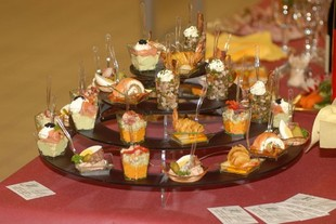 Caterer Mieusset - Catering per eventi
