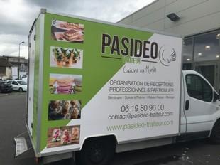 Pasideo Traiteur - Catering Rhône