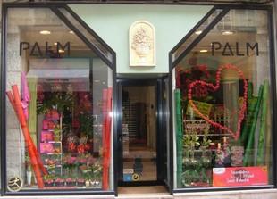 Floristería de palma - Exterior