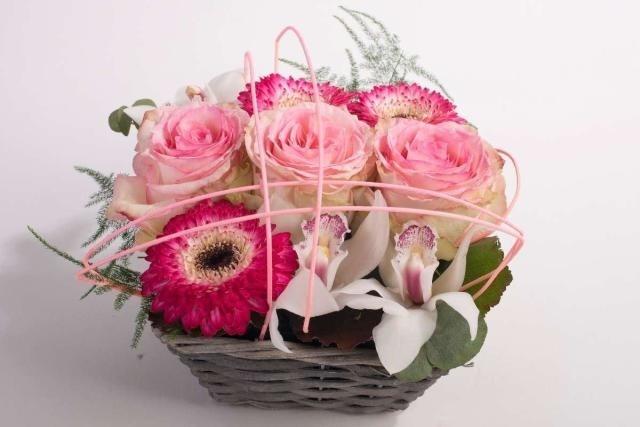 Jane luce - flower arrangement