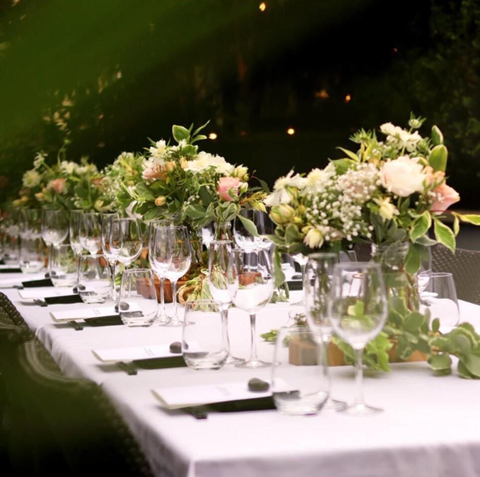 Agracejos - decoración floral