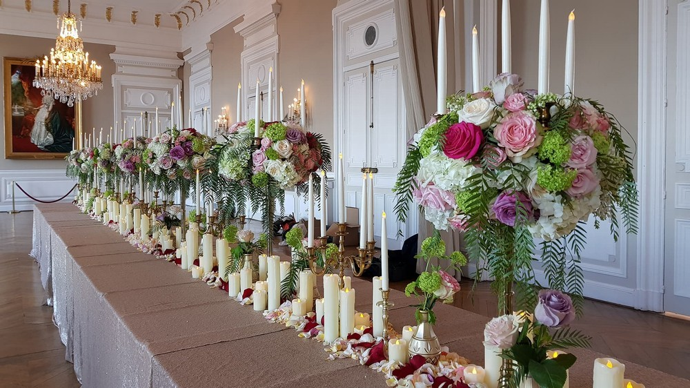 Anyflowers - event floral decoration