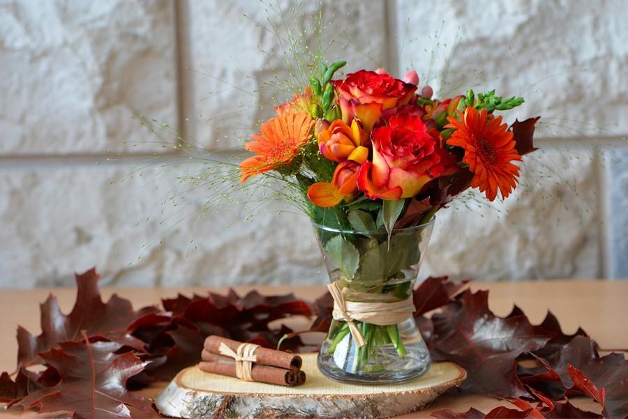 Francamente flores - arreglo floral