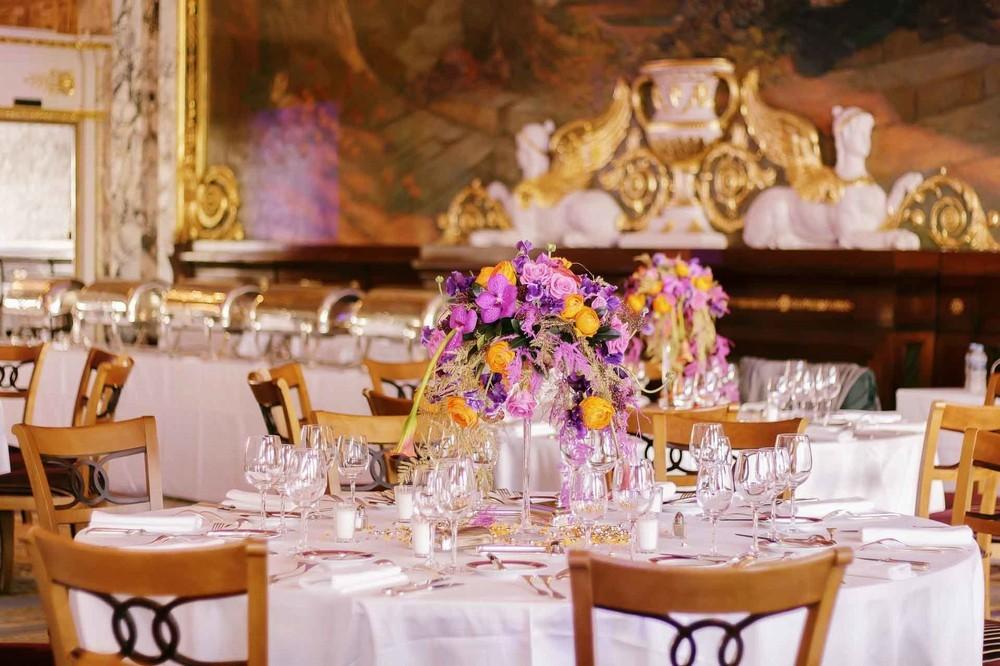 Maison Narmino Sorasio - Event Blumendekoration