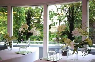 Akiko Usami - Florista de eventos