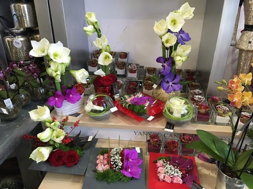 Flowers and style - floral decor