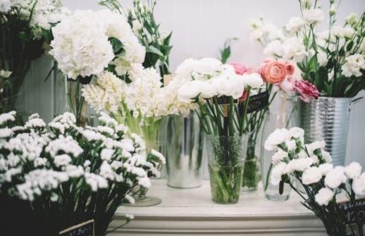Anais Gärten - Blumenarrangement