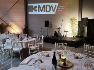 LDV Reception - Seminar equipment rental
