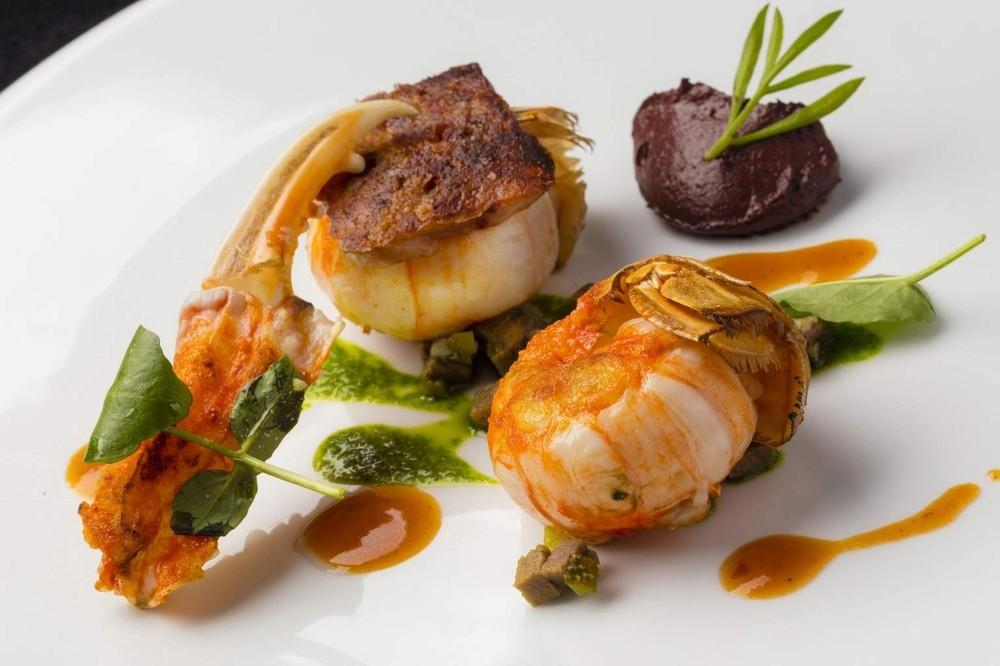 Auberge des glazick: ristorante gourmet