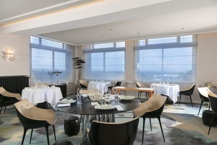 Glazick Inn - sala de restaurante