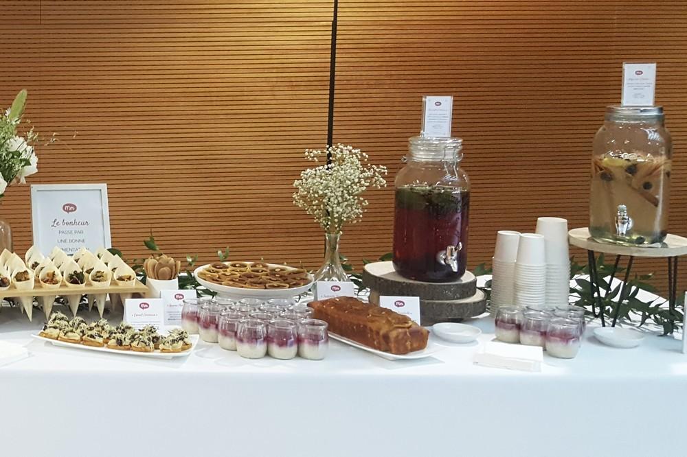 Myam - buffet