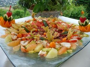 Ludivan Azur Reception - Servizio catering