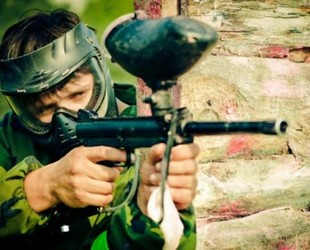 Paintball Sport Arena - Activity for companies