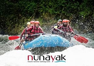 Nunayak - Rafting
