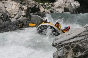 Quey'Raft - Teambildung