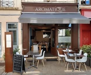 Restaurante Aromático - Exterior