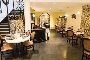 Plaisir des Sens - Sala de restaurante