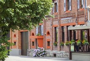 Restaurant de l'Ecluse - Außenansicht