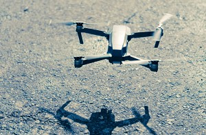 EOdrone - Event drone