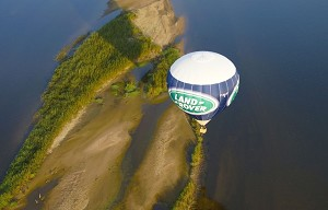 Pinson Hot Air Balloon - Hot Air Balloon Flight
