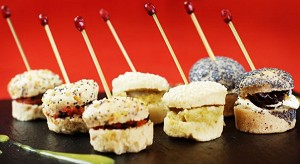 Jolivalt Traiteur - Mini hamburger